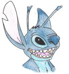 - Stitch - by ifihadacoconut
