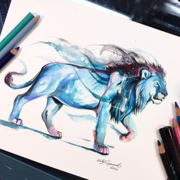 Leo by Lucky978