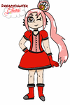 Dreamfighter Cherri (full body picture) by IamSailorMoon0025