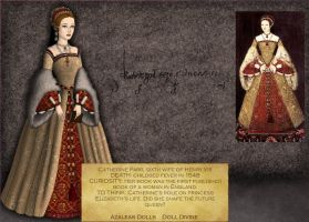 Tudor Queens Series- Catherine Parr by Lucrecia-89