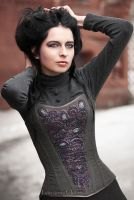 Bella Bellatrix_corset by Fairysiren
