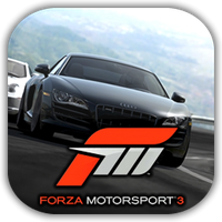 Forza Motorsport 3 Game Icon by Wolfangraul