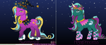 pony adopts by MephilesfanforSRB2