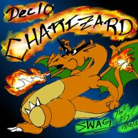 POKEDDEX Challenge - Dec 10 CHARIZARD by ArwingPilot114