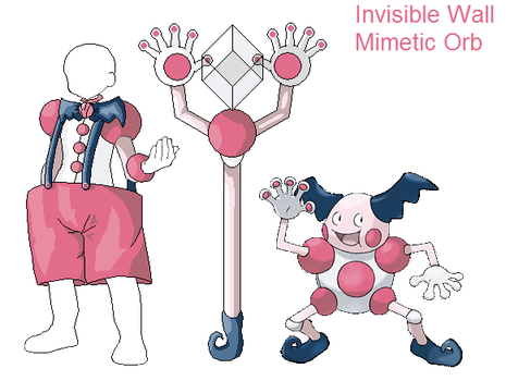 PSC- Mr. Mime by Lybra1022