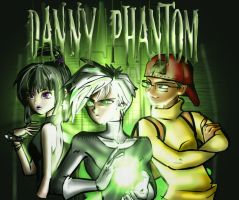 Danny Phantom by Advent1989
