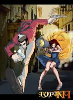 Lupin III by physicdesigns