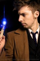 The Tenth Doctor Cosplay by ANTHONYGREY