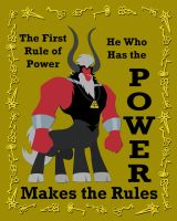 Tirek - The Rule of Power by Cyle
