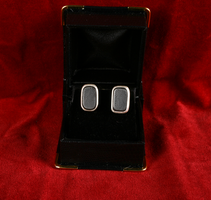 Damascus Cufflinks by CountMagnus