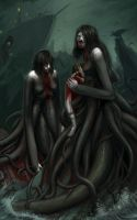The Undines by Lizzy-John