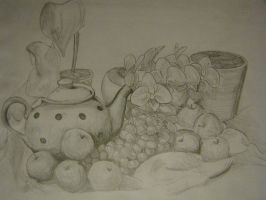 Still life 2 by TheFranology