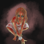 Carrie by Aqualastrange