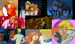 Fred and Daphne by FraphneAddict1