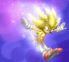 Super Sonic - In the end by Shira-hedgie