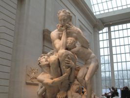 Ugolino and his sons by renthegodofhumor