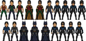 Dick Grayson Metropolis by BAILEY2088