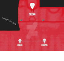 Cream Order [RED] by Exoulos