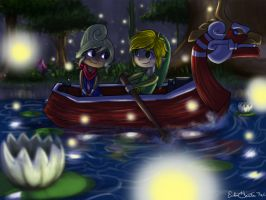 Forest Haven by peanutfilbert