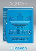 Aquave Adidas by tRiBaLmArKiNgS