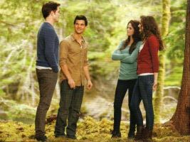 Exclusive Breaking Dawn part 2 pic : NESSIE ADULT by flower94