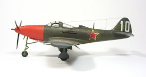 1/72 Bell P-39Q Airacobra III by Zero-Cannard