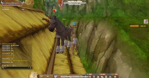 There is a horse on my house by jessp118