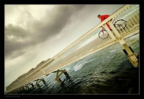 Crossing the Bridge by gilad