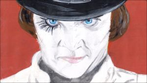 A Clockwork Orange by NicolasVisceglio