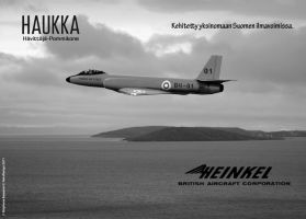 BAC-Heinkel 'Haukka' or Falcon by Bispro