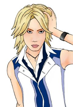 Hiroto Colored by Lady-Rayne