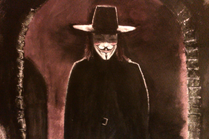 Remember Remember The Fifth Of November by BloodGrin