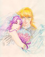 SaintSeiya-Shaka Mu theWedding by Rosalind-WT