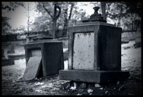 Old Cemetery IV by only-melancholy