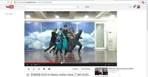 EXO-K History motion trace_7 (NO AUDIO) by Zaicy