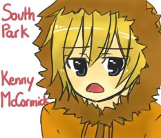 Kenny McCormick by EmilyHime