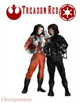 Avatar/star waras : Treason Red by Omnipotrent