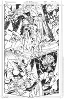 Masters of the Universe 8 She Ra pg 8 pencils by DrewEdwardJohnson