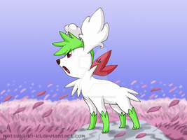 Prince of the Flower Fields by Inkblot-Rabbit