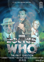 Doctor Who 50th Anniversary Poster - GIF by Bort826TFWorld