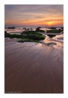 Malhao Beach II by NicolasAlexanderOtto