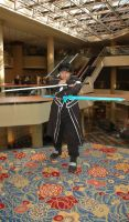 Starburst Stream - Kirito AUSA '12 by Wingedisis16