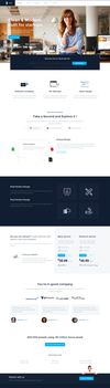 Ela - Business / Multipurpose Theme by sandracz