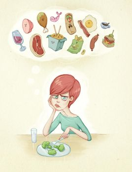 to diet or not to diet? by room4shoes
