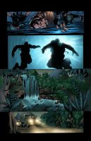 GI Joe page 31 colors by RobertAtkins