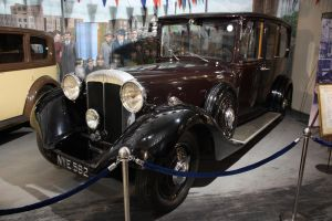 Daimler ORP 3-50 by smevcars