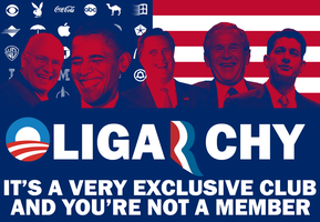 All American Oligarchy by Party9999999