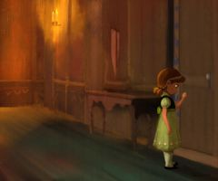 Lonely Anna by DrZime