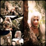 Me as night elf_Preview_ArcadiaComics2015 by ladymisterya