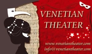 venetian business card design by vrm1979